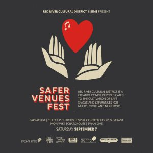 Safer Venues Fest